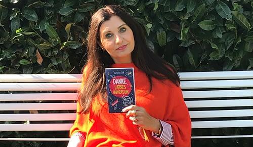 HAPPY TALK – der Podcast für dein echtes Wow: Im Interview mit Anjana Gill – Danke, liebes Universum!